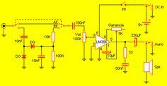 Seguidor de señales AF/RF