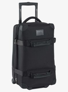 Burton Wheelie Flight Deck True Black - First Stop Board Barn Travel Luggage, Travel Bags, Travel Stuff, Airline Carry On Size, Burton Bags, Burton Snowboards, Flight Deck, Sapphire Gemstone, Backpack Purse