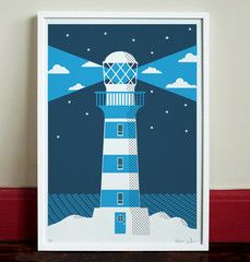 'Daylighthouse' Print