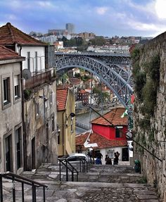 48 hours in porto: what to do in portugal& romantic second city - Spain And Portugal, Portugal Travel, Places To Travel, Places To Visit, Porto City, Douro, Destination Voyage, Cities, Beautiful Places
