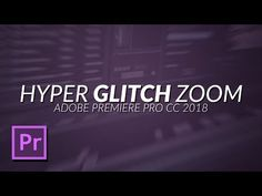 (1) How To Create a Hyper Zoom Effect in Premiere Pro That is Modular - Tutorial - YouTube