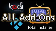 How to Install Every Add-on Available in Kodi (XBMC) - TotalXBMC.tv Tota...