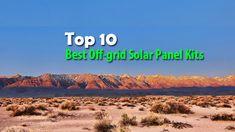Best Off-grid Solar Panel Kits Off Grid Solar Panels, Portable Solar Panels, Solar Panel Kits, Solar Power System, Off The Grid, Solar Energy System, Off Grid