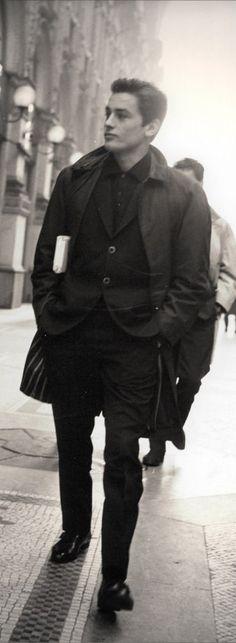 Alain Delon. Prominent actor of international fame. Native of Sceaux, Siene, Ile de FRANCE
