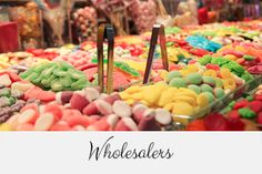 Looking For Wholesale Candy? Buy Candy in Bulk at Candy.com