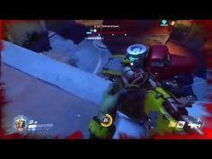 OVERWATCH GAMEPLAY - YouTube