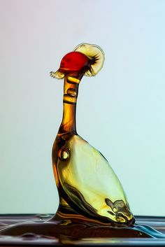 """Bird-Shaped Water Drop Ads: The Ragga Magazine Campaign Shows that """"Water Shapes Life"""" (by Filadélfia Comunicação, Belo Horizonte, Brazil) Best Rose Wine, Revere Pewter Benjamin Moore, Water Sculpture, Neutral Paint Colors, Favorite Paint Colors, Photoshop, Coffee Painting, Best Ads, Graphic Artwork"""