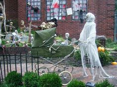 bloody mary skeleton bride by hf member halloween halloween outside decorprops pinterest bloody mary skeletons and halloween ideas - Halloween Cemetery Decorations