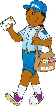 Community Helper: Mail Carrier