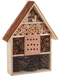 Habitat pour prot ger les insectes utiles au jardin for Hotel a insecte acheter