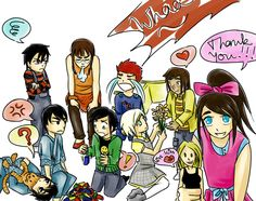 THANK YOUUUUUUUUUUU by Izz2000.deviantart.com on @DeviantArt Galactik Football, Anime, Anime Shows, Anime Music, Animation