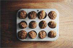 Healthy mini sweet potato muffins. breakfast.
