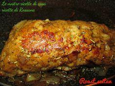 Roast seitan, ricetta vegana