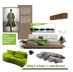 """Blending Fashion and Home Decor"" by fl4u ❤ liked on Polyvore featuring interior, interiors, interior design, home, home decor, interior decorating, Dot & Bo, Cerno, Marc by Marc Jacobs and modern"