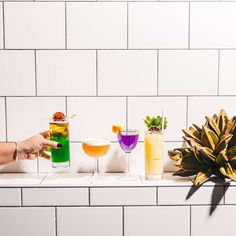 Gaze With Us Into the Food and Drinks Future Glass Ball for 2020 Meatless Burgers, Impossible Burger, Frozen Margaritas, Food Articles, Food Trends, Cranberry Juice, Craft Cocktails, House Made, Glass Ball
