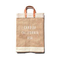 Cardiff California Market Bag