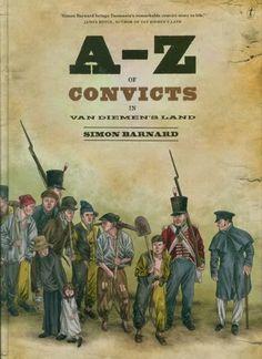 Miss Jenny's Classroom: Book Week 2015: A-Z of Convicts in Van Diemen's Land