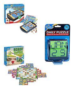 Loving this Tech Thinking Game Set on #zulily! #zulilyfinds
