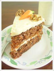 carrot cake recipe - Made this - It's terrific!