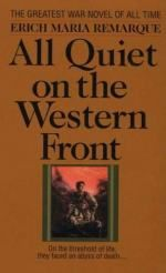 Argumentative essay on all quiet on the western front