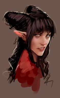 """thefingerfuckingfemalefury: """" kurtiswiebe: """" All four Rat Queens done up in a realistic portrait style by new series artist Stjepan Sejic. Stjepan's first. Image Comics, Fantasy Characters, Character Design, Character Art, Character Inspiration, Character Portraits, Illustration Character Design, Comic Books Art, Art"""