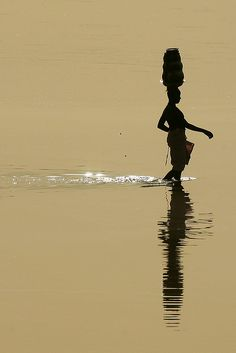 Daily life in Djenne, Mali :: [Photo by Bertrand Devimeux]