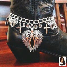 Boot Bling, Cowgirl Bling, Cowgirl Boots, Western Boots, Bling Bling, Western Wear, Bling Belts, Western Chic, Cowgirl Style