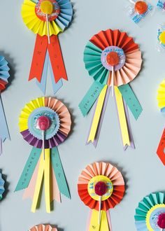Fathers Day LolliPOP Prize Ribbons