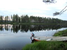 View from Eastern Karelien, Finland.