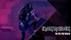 Iron Maiden - The Evil That Men Do (Official Video)