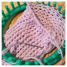 loom knitting | Happy loom knitting