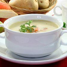 Savory Potato Soup | MyDailyMoment | MyDailymoment.com