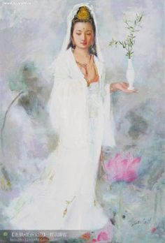 THE DIVINE MOTHER KWAN YIN <3<3