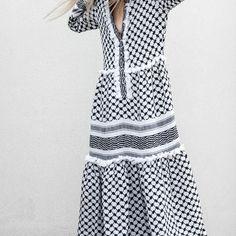 figtny.com | The Statement Dress (via Moda Operandi)