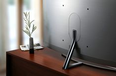 Q Style: atemberaubendes Design | QLED TV | SAMSUNG | Samsung DE