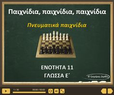 Ενότητα 11: Παιχνίδια, παιχνίδια, παιχνίδια - Ψηφιακή Τάξη Periodic Table, Periodic Table Chart, Periotic Table