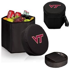Bongo Cooler - Virginia Tech Hokies