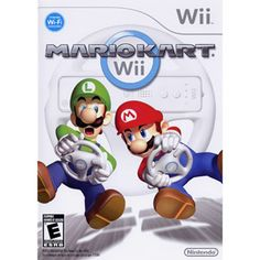Mario Kart Wii! The battles are the best in this game!!