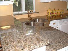 Sucuri granite countertop - Love these counter tops