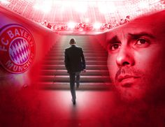Pep Guardiola - Unser Trainer
