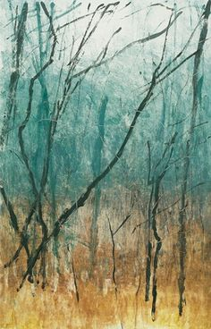 Forrest Moses Monotypes