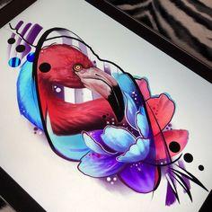 Tattoo Sketches, Tattoo Drawings, Art Drawings, Desenho New School, Cartoon Character Tattoos, Graffiti, Colour Tattoo, Tatoo Art, Neo Traditional Tattoo