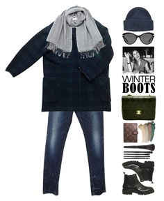 """Untitled #388"" by mathildejohannessen ❤ liked on Polyvore featuring Vagabond, Jack Wills, Versace, Chanel, Dolce&Gabbana, Étoile Isabel Marant, Louis Vuitton, Vero Moda, Gucci and winterboots"