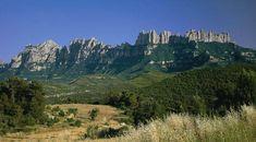 Paisaje en Montserrat © Turespaña