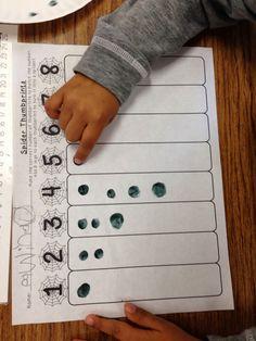 Fall Preschool, Kindergarten Math, Preschool Activities, Halloween Math, Theme Halloween, Homemade Halloween, Halloween Ideas, Halloween Decorations, Special Education Activities