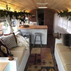 Have a peek at this web-site discussing Skoolie Kitchen Bus Living, Tiny House Living, Bus Remodel, School Bus Tiny House, Converted School Bus, Mobile Living, Van Home, Campervan Interior, Rv Interior