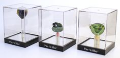 Poke A Bowl® Pac 'n Sho™ - The only display case designed to help make packing your bowl easier and displaying your glass safer! PokeABowl.com - Only 1 day left to be automatically entered to WIN TWO PASSES TO THIS YEARS DENVER CANNABIS CUP when you purchase online from PokeABowl.com