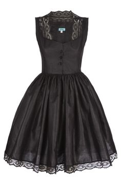 Blossom lace detailed dress from Silka £95.00 #dress #lace #fashion  Now that's a party dress.