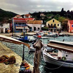 fiskardo -kefalonia -greece Photo by partickbateman