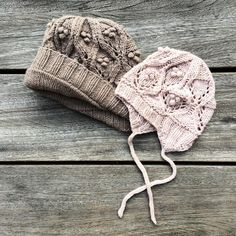- Olive's Chunky Lace hat - Pattern now in shop (English pattern is coming)! The pattern includes both hats, the baby hat comes in sizes from 0-12 months and the beanie comes in sizes from 6 months to adult size M/L.  Happy winter ❄️ #oliveschunkylacehat #oliveschunkylacehue #luestrikk #strukturstrikk #hatknitting #laceknitting #knitting_inspiration #knittingforolivescottonmerino #cottonmeetsmerino #knittingforolivesmerinocashmere #merinolotsofcashmere #knittingforolive